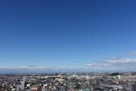 市内俯瞰 10月のラインナップ イメージ写真(撮影:2014年)