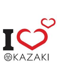 I LOVE OKAZAKI